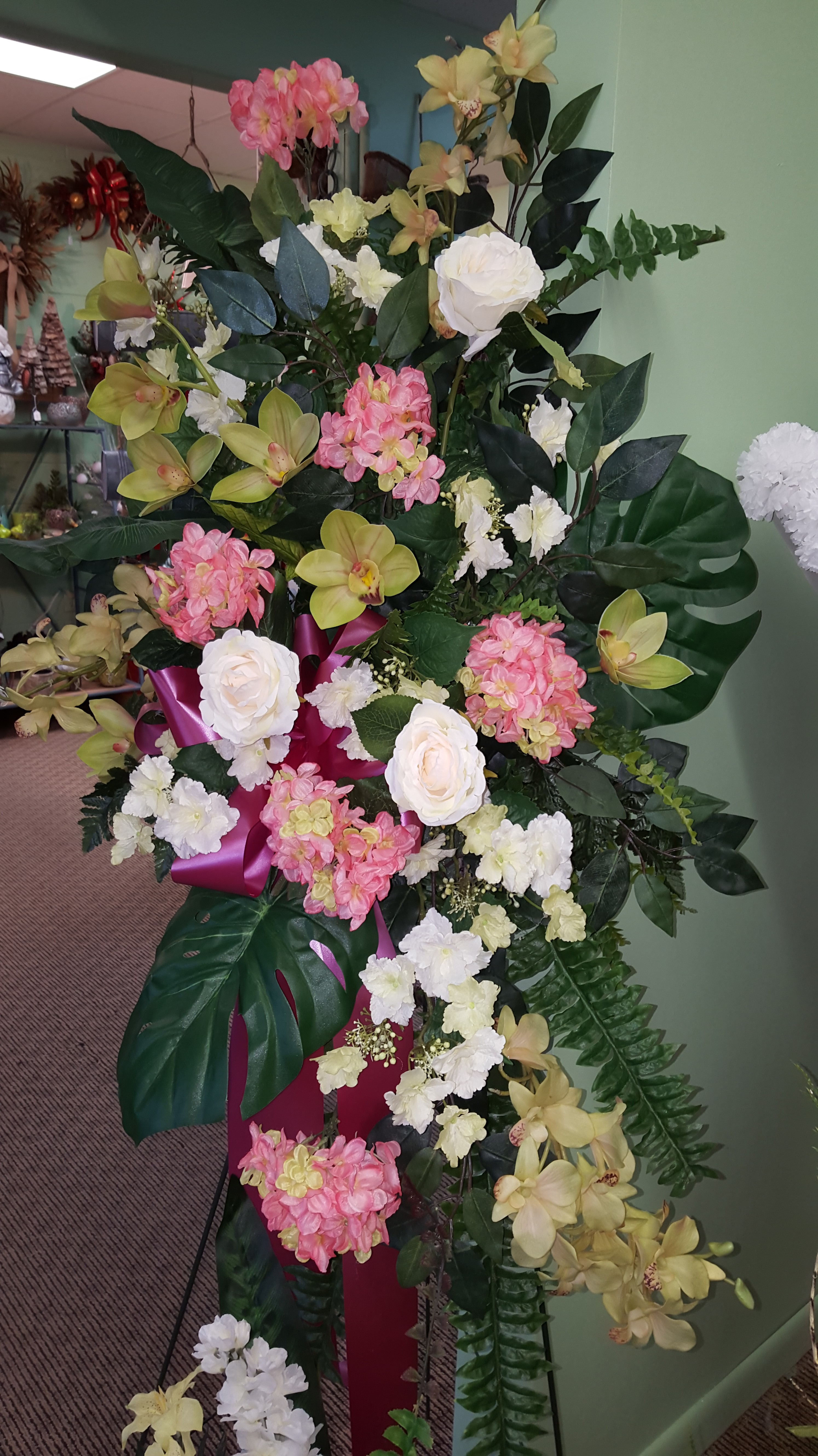 Flowers And Designs By Ernest Beaufort Nc