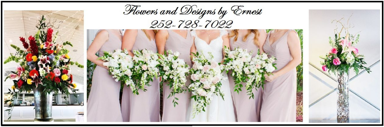 Flowers and Designs by Ernest